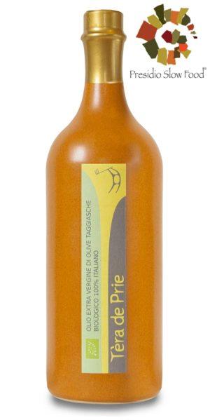 olio EVO Tèra de Prie Presidio Slow Food