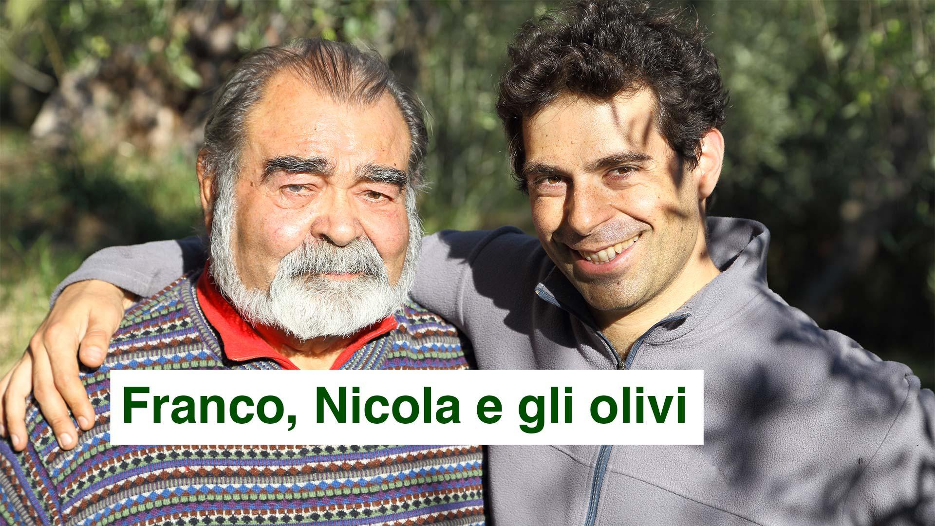 Nicola e Franco Ferrarese di Tèra de Prie