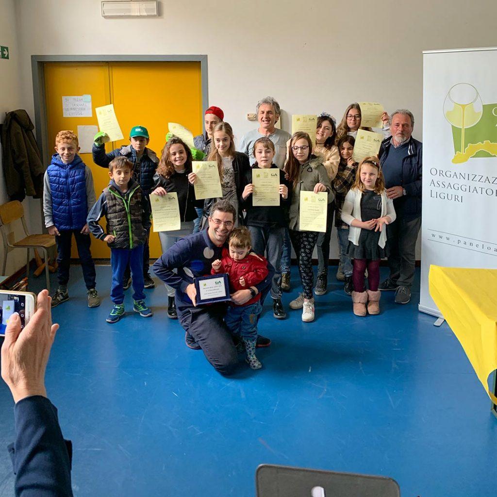 Premio Biol Kids Liguria 2019 Tèra de Prie